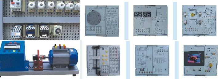 维修电工技师,高级技师技能实训考核装置